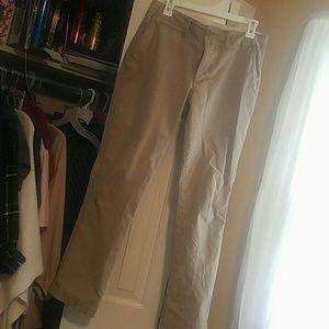 Young Men's Khakis--like new!!
